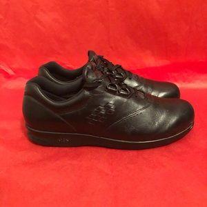 SAS Tripad Black Leather shoes size 11